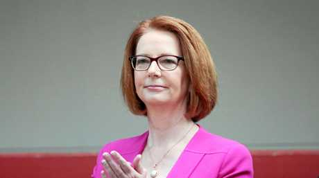 STANDING TALL: Some of the comments aimed at Julia Gillard when she was prime minister are inexcusable.
