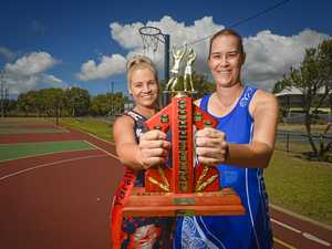 Netball rivals face off in grand final ... again