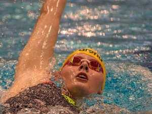 Teenager poised for big splash on world stage