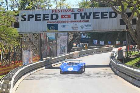 SPEED: Businesses are calling for the Speed on Tweed event to return.