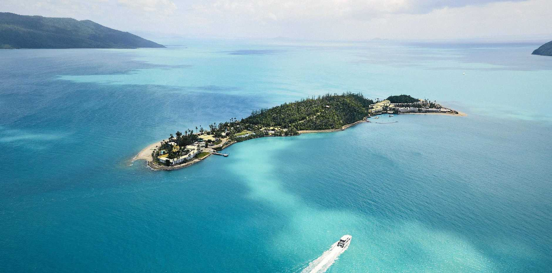 Daydream Island in the Whitsundays is due to reopen in early 2019 after an extensive $100million redevelopment in the wake of Cyclone Debbie.