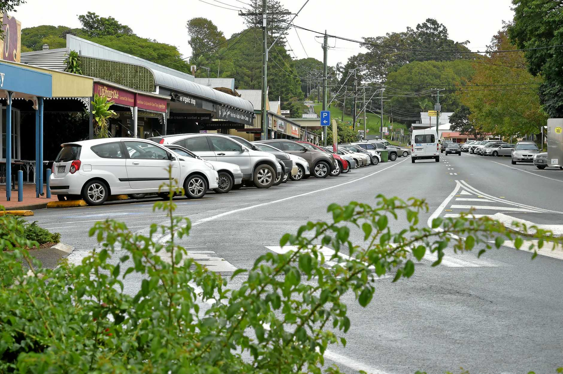 BIG NEWS: It could be the end of an era for the Hinterland's 34-year-old 'hippy bank' if the latest merger proposal goes ahead. The credit union is located on Maleny's main street, a busy shopping area for local and tourists.