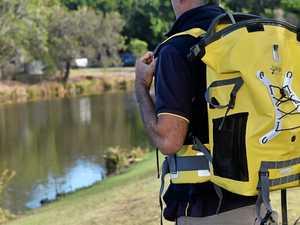 Inrigo camera bag backpack takes waterproof to next level