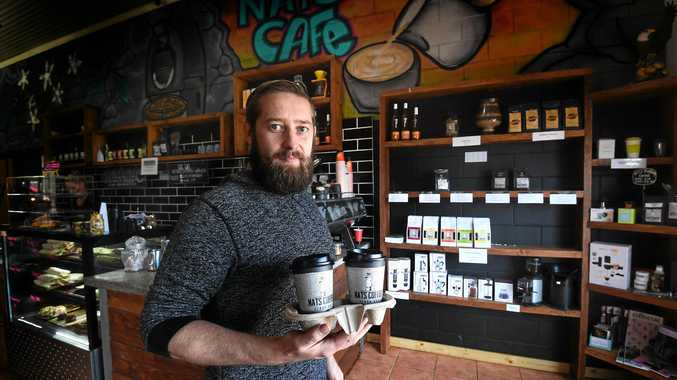 FEW PEOPLE on the Northern Rivers know as much about local coffee from the field to the cup as Nat Byron.