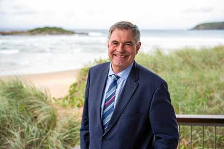 Steve Targett has taken over as the chairman of bcu.
