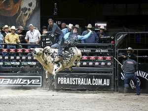 Best of the best bull riders head to Queens Park spectacular