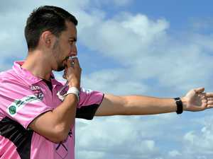 Referee Staib gears up for his third grand final