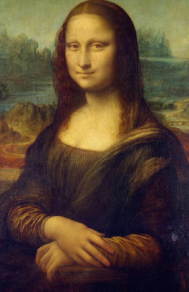 Mona Lisa by Leonardo da Vinci. Picture: Supplied