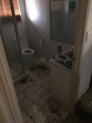 A second bathroom