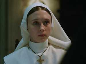 MOVIE REVIEW: The Nun hasn't got a prayer