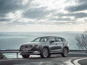 Mazda takes aim at luxury brands with upmarket CX-9