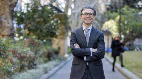 BetaShares founder Alex Vynokur. Picture: Hollie Adams/The Australian