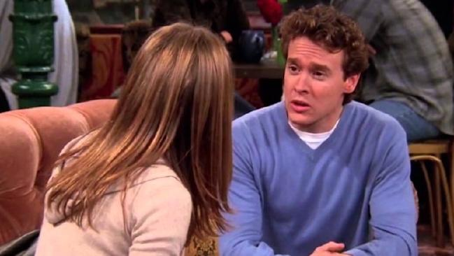 Tate Donovan has revealed how painful it was working with Jennifer Aniston on hit show Friends.