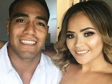Joe Ofahengaue and Sofi Leota are determined to have a family despite facing serious adversity.