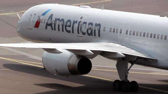 Two American Airlines flights have arrived in Philadelphia with sick people on board. Picture: iStock