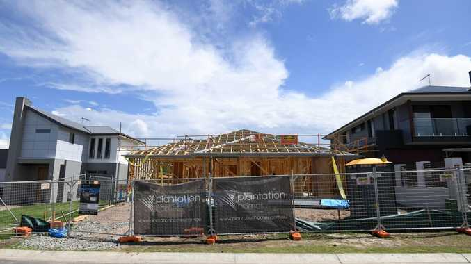 New statistics reveal Brisbane residents are more likely to build new homes than renovate existing properties. Picture: Dan Peled