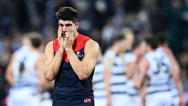 Christian Petracca has produced a stunning turnaround over the past fortnight.