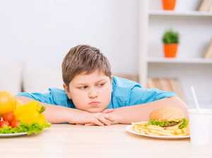 Kids overweight by age two have greater health risks by teens