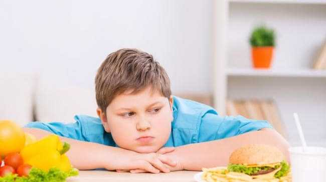 Children who are overweight by the age of two have greater risk of health problems later in life