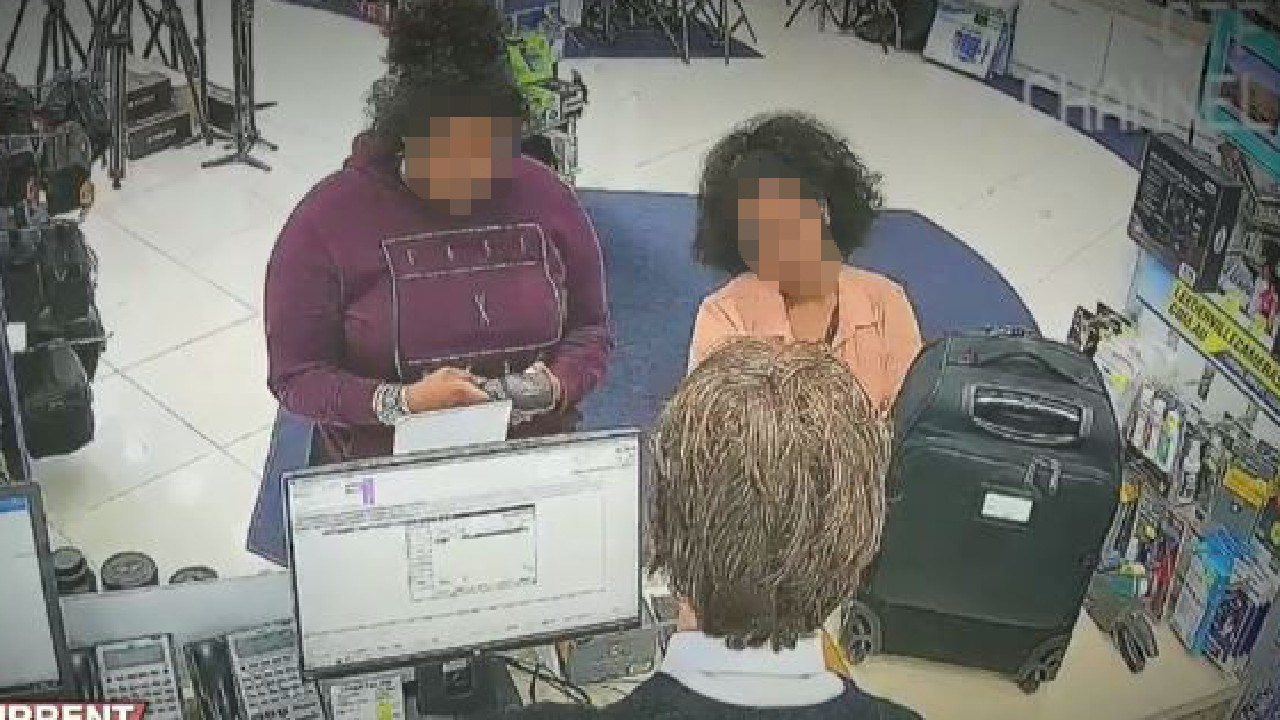 Eftpos loophole used by scammers. Picture: A Current Affair