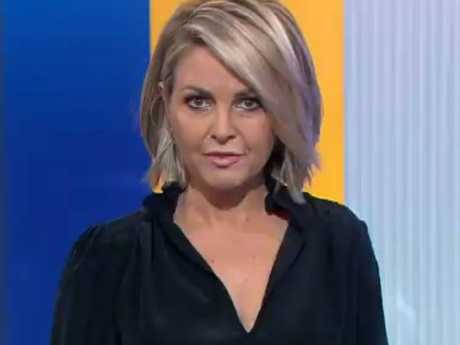 Georgie Gardner grilled Anthony Albanese and Christopher Pyne. Picture: Channel 9