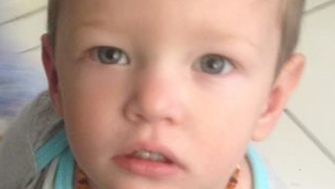 Toddler Mason Lee died in agony over several days.