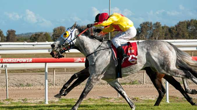 LONGEST RACE: The Ken Howard Cup over 2000m was won by Bold And Groovy on August 2.