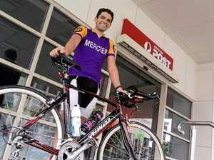 Cyclist looks to smash Gladstone to Rockhampton record
