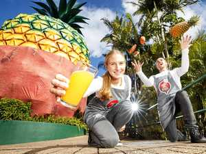 Juicy launch taking place at iconic Coast attraction
