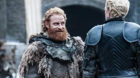 Tormund has big hopes for Brienne. But they may be unconsummated.