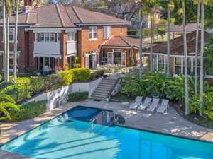 Massive city mansion hits the market