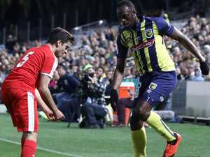 Bolt's A-League odyssey to reconvene after short break