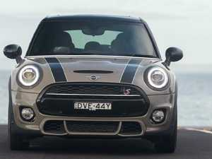 Mini Cooper is the ultimate fashion statement