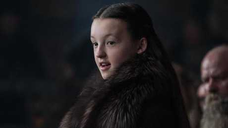 The brave and lovely Lyanna Mormont is surely too nice to live.