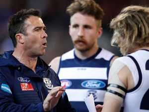 Geelong coach left to wonder after big three fail to fire