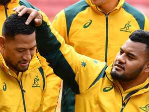 Folau out as Wallabies crisis continues