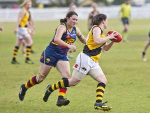 Womens AFL grand final