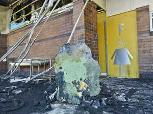 Police ramp up investigations into Goodna school fire