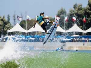 Wilson rockets to final of Surf Ranch Pro