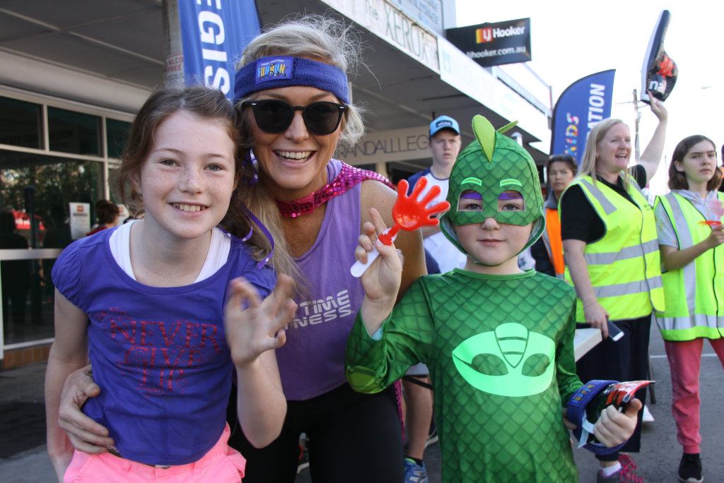Image for sale: FUN RUN IN THE SUN: Everyone who competed, participated or cheered on the entrants in the 2018 Darrel Chapman Fun Run in Lismore on Sunday September 9, was a winner.