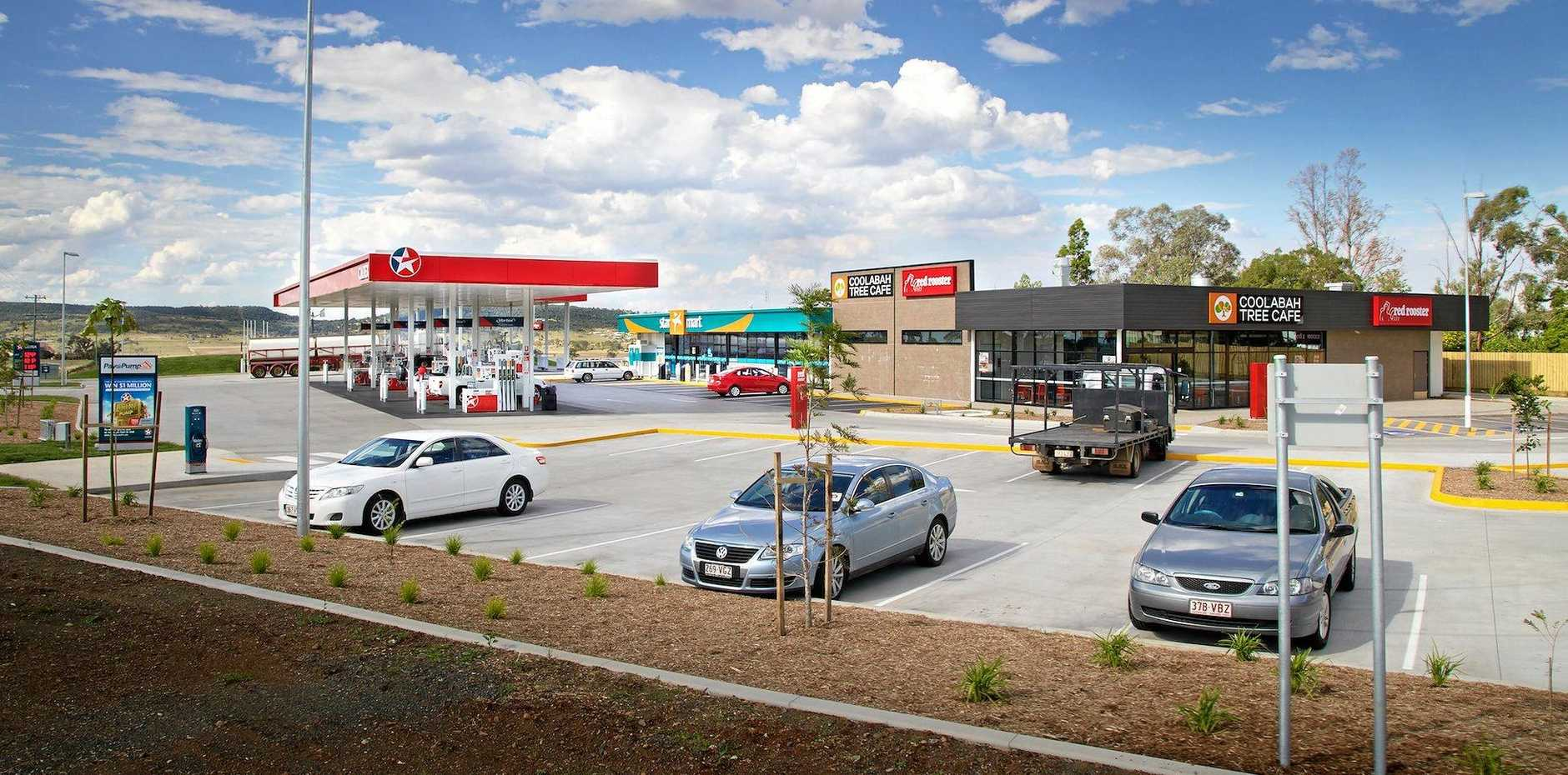 TRUCK STOP: The owner of the Caltex service station on the Warrego Highway in Charlton needs a new tenant for the cafe section after Coolibah Tree Cafe exited.
