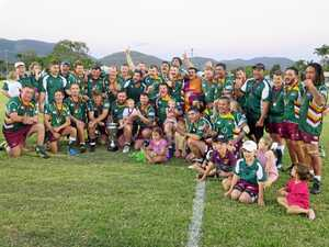 Frenchville dig deep to score memorable grand final win