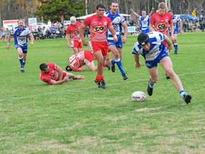 Stags trample Ants for premiership