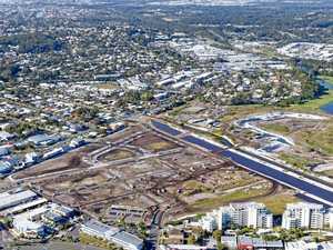 Major CBD roadworks near completion