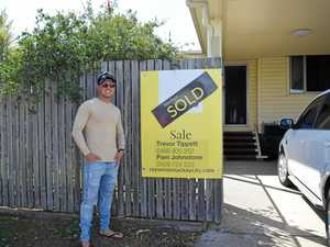 25yo property investor zones in on Mackay's hottest suburb