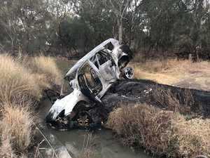 Police investigate stolen car in Dalby