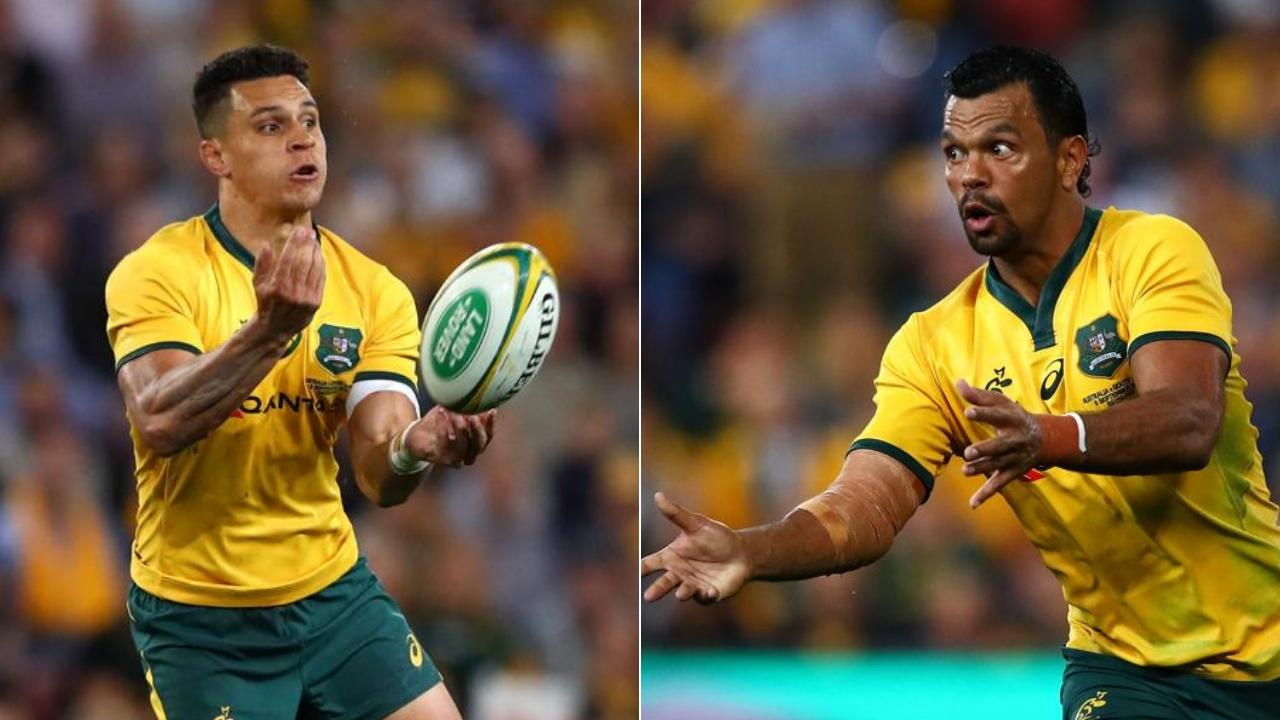 Wallabies boss Michael Cheika will continue with his new Kurtley Beale-Matt Toomua midfield against Argentina on the Gold Coast on Saturday night.