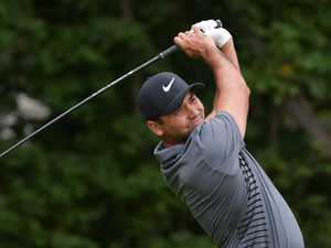 Day slides, Rose leads BMW Championship