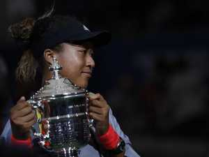 Osaka's historic win after Serena 'umpire thief' explosion