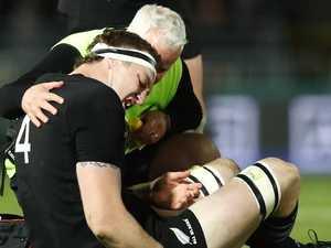 Huge injury blow for rampant All Blacks